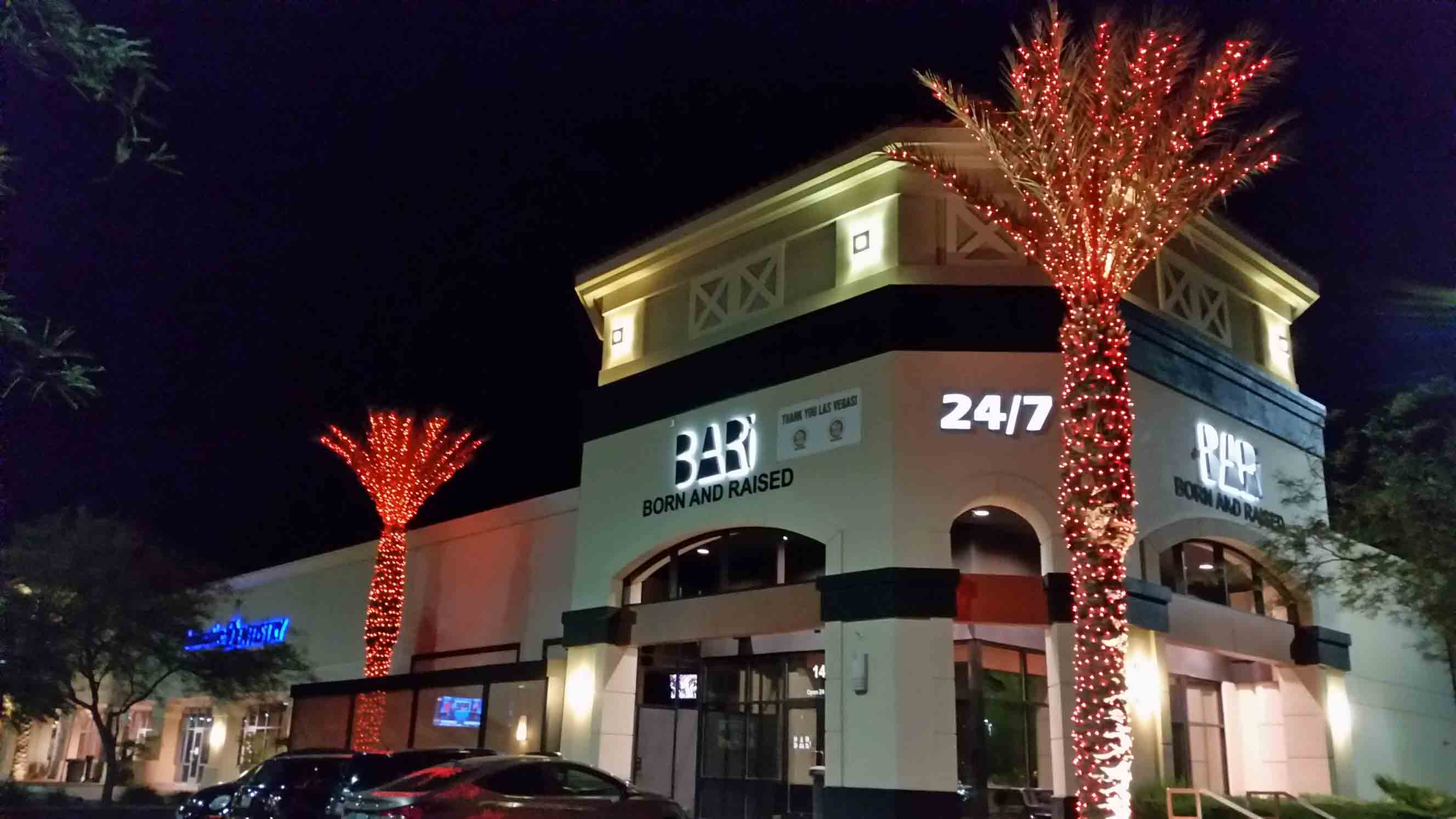 ... Commercial LED lighting on palms by Holiday Decorations in Las Vegas ... & Commercial Holiday Lighting Service In Las Vegas At ... azcodes.com